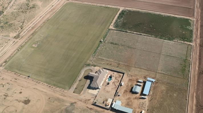 rancho de florez from helicopter 1